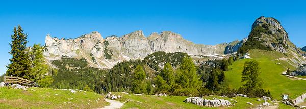 Rofan Mountains