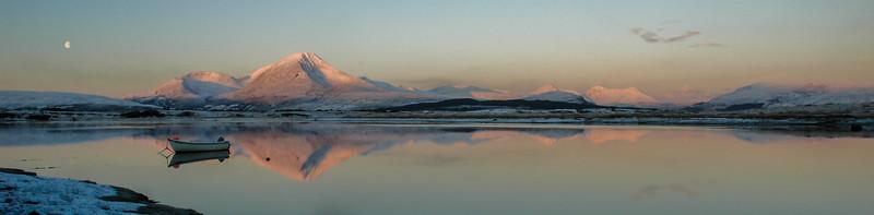 Broadford Bay sunrise