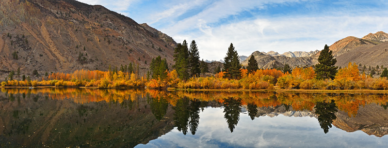 Fall lined intake, Inyo National Forest