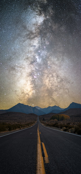 June Loop Milky Way