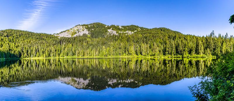 """Olallie Lake---Alpine Lakes Wilderness"""