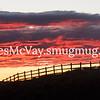 Sunset near Telluride