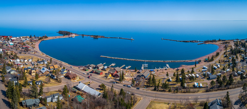 The Whole Sha Bay ing (Grand Marais Pano)