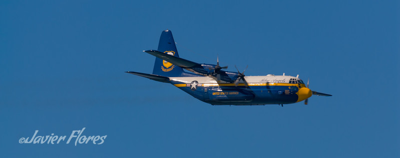"Blue Angels ""Fat Albert"" C-130"