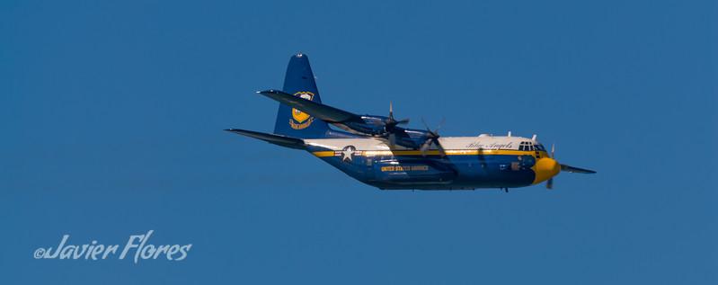 """Blue Angels """"Fat Albert"""" C-130"""
