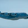 Globemaster C-17 in Flight