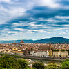 Florence Italy Panoramic