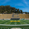 50-yard line Cal Stadium