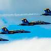Blue Angels Formation