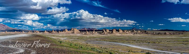 Trana Pinnacles Panoramic
