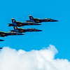 Blue Angels Panoramic