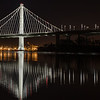 Reflections of Oakland Bridge