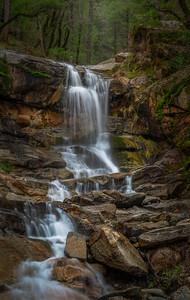 Indian Valley Falls Pano
