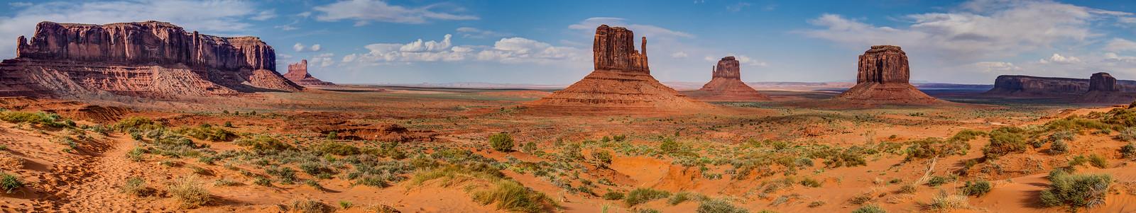 Panoramic Photographs