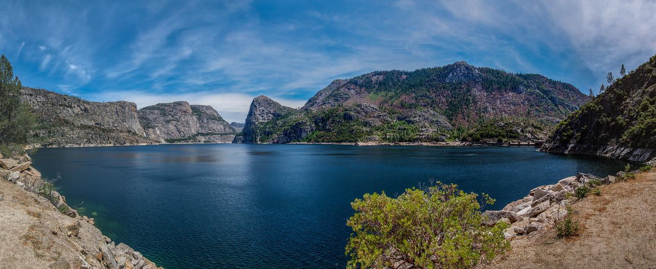 Hetch Hetchy Reservoir - Yosemite National Park