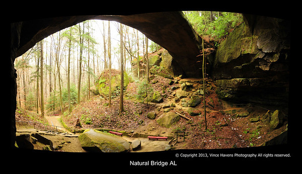 Natural Bridge, AL