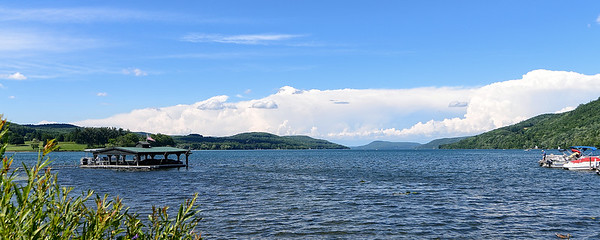 Lake Otsego, Cooperstown New York