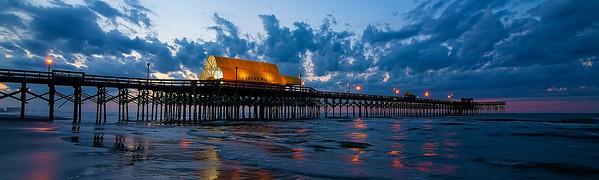 Apache Pier, Myrtle Beach, South Carolina