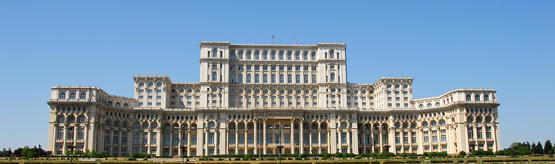 Palace of the Parliament, Bucharest, Romamia