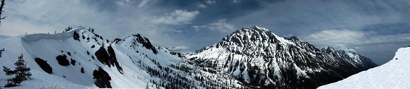 Mount Stuart, WA