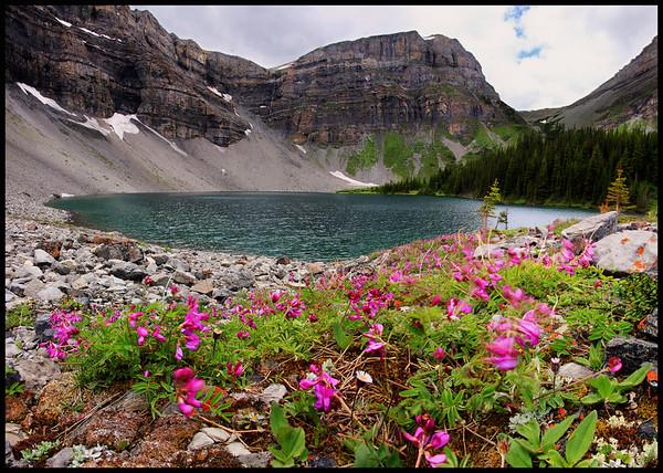 Borgeau Lake