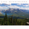 Lake Minnewanka, viewed from C-Level Cirque
