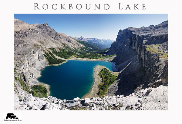 Rockbound Lake, Banff Ab.