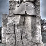Martin Luther King, Jr. Memorial  Panorama
