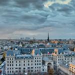 Grotesque of Notre Dame