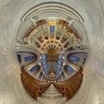 Riverside Church Spherical Panorama II