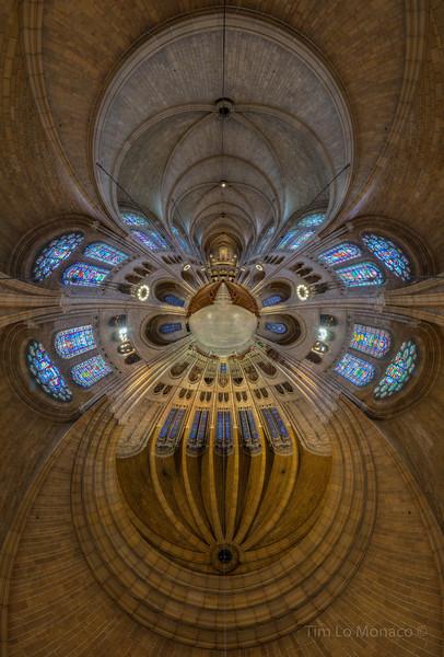 Riverside Church Spherical Panorama I