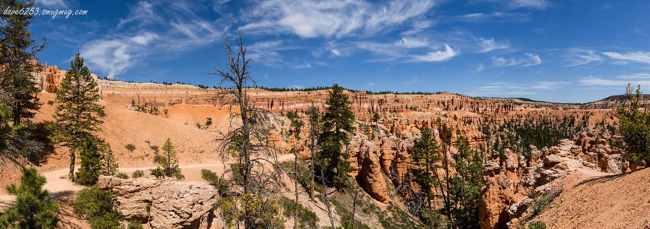 Bryce Canyon Panorama 1