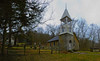 Five Mile Chapel<br /> (Jan 25) I went to Withrow Preserve.  Ended up finding this along the drive.  So decided to take a panoramic of the historic place.<br /> <br /> The Five Mile Chapel is on the national historic register.  It was built in 1841 or so.  Really neat old building and chapel.  They hold weddings, about 12 a year their website says.  Neat little hole in the wall type place along Five Mile Creek.  Interesting place that I had no idea that existed, but found it as I was driving to the Hamilton County Park.  It use to be a United Methodists church, which is interesting if you are looking for ancestors from the Anderson Township area that were that denomination and possibly laid to rest there.  That would be cool.