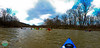 Grouping Up<br /> 7 shot panoramic while towing swimmer and empting kayak.