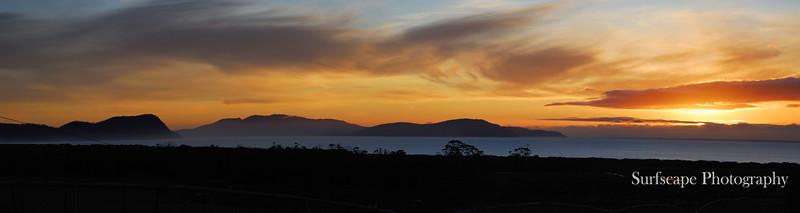 Marion Bay , Tasmania