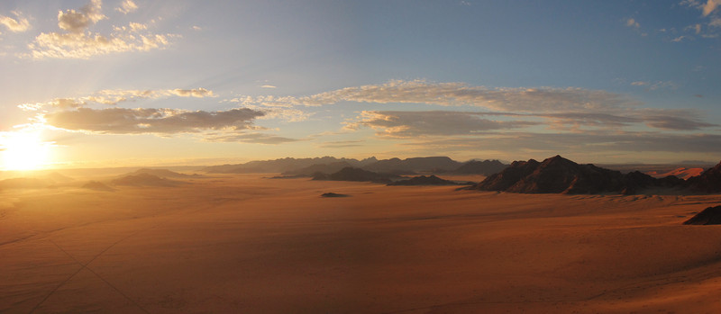 Namib Nakluft Sunrise