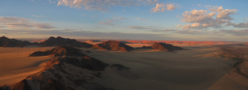 Sossusvlei at Dawn