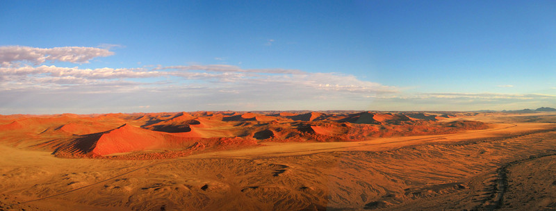 Namib Nakluft Valley Dunes