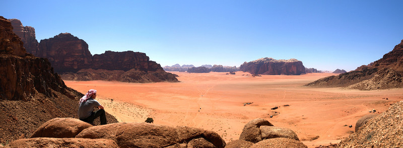 Wadi Rum Valley