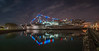 USS Midway Museum 5 Panel Pano