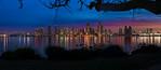 San Diego Morning Lights