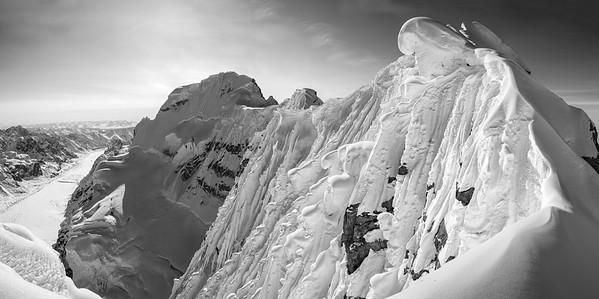 Mooses Tooth - West Ridge - AK