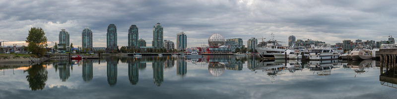 False Creek Morning