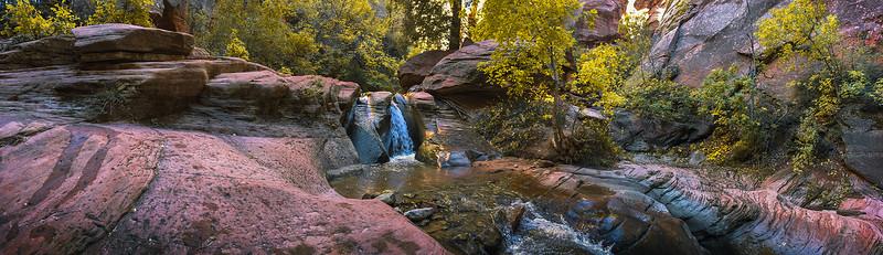Waterfall, Kanarra Creek