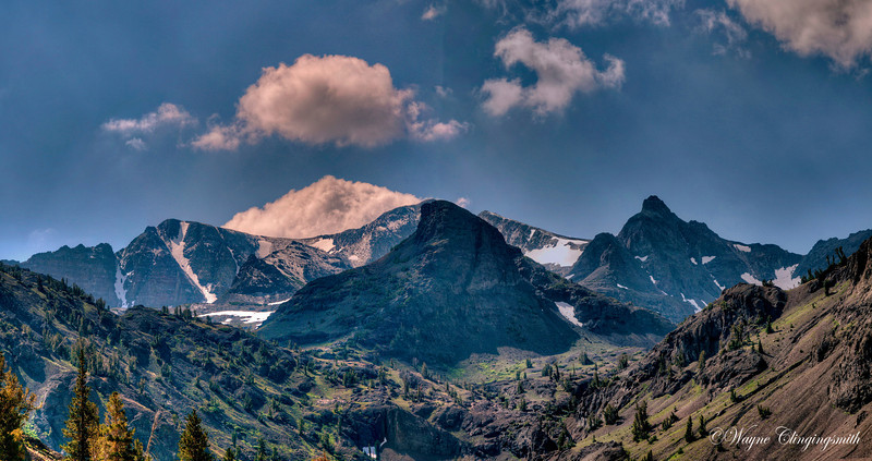 Sonora Pass 9/2011<br /> Close Shot