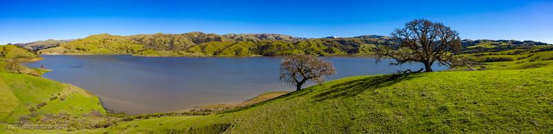 Calaveras Reservoir, Ca Bay Area