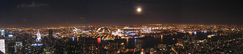 NYC SKyline 2004
