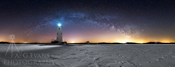 Loon Island Light