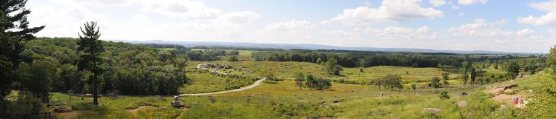 Gettysburg, PA 2017