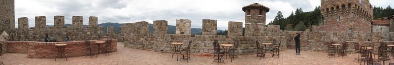 Castillo de amoroso.  Wine Tour on the 2nd
